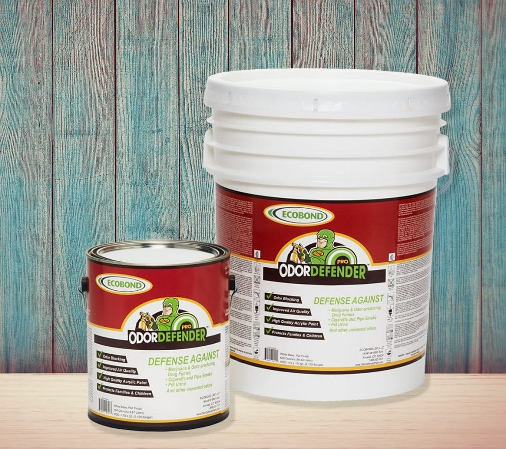 Ecobond Paint Llc Announces Their New Environmental Specialty Odordefender For Smoke Odor Removal Has Been Selected By Home Depot To Be Carried